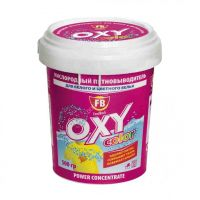 FeedBack Oxy color кислородный пятновыводитель для цветного и белого белья, 500 гр. (А)