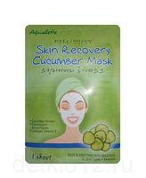 Advin  Skin recovery  Восстанавливающая маска для лица с экстрактом огурца Aqualette, 17мл