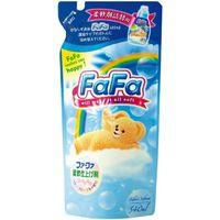 NISSAN FaFa    Детский концентрированный кондиционер для белья с цветочным ароматом «Прикосновение облака», МУ(запаска) 540мл. (А) (+)