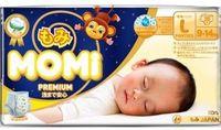 MOMI Premium Night Ночные подгузники-трусики L( 9-14 кг), 30 шт (А)
