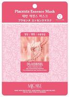 MJ Care Маска для лица с эссенцией Плаценты (А)