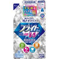 LION Bright Концентрированный отбеливатель для цветных тканей «Яркость+» запасной блок, 480 мл (А)
