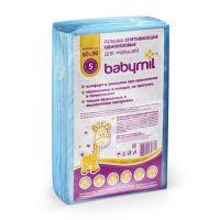 BABYMIL Пеленки впитывающие 60*90 см Оптима 5шт (А)