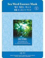 MJ Care Маска для лица с экстрактом Морских водорослей (А)