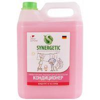 Synergetic Кондиционер для белья гипоаллергенный, с антистатическим эффектом, 5 л (А)