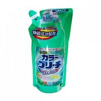 Mitsuei     Жидкий  кислородный отбеливатель для цветных тканей (концентрированный), М/У, запасной блок 480мл