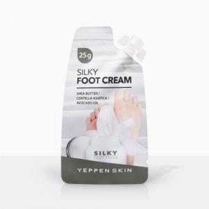 """DERMAL  YEPPENSKIN Смягчающий и увлажняющий крем для ног """"Шелковые ножки"""" с маслом Ши и авокадо и экстрактом центеллы азиатской 25гр."""