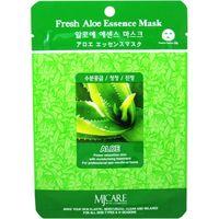 MJ Care Маска для лица с экстрактом Алоэ (А)