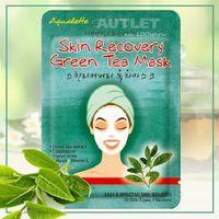 Advin  Skin recovery  Восстанавливающая маска для лица с экстрактом зеленого чая Aqualette, 17мл.