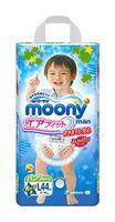 Подгузники-трусики Moony D. для мальчиков, 9-14 кг. (44 шт.)