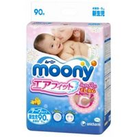 Подгузники Moony D. Newborn, 1-5 кг. (96 шт.)