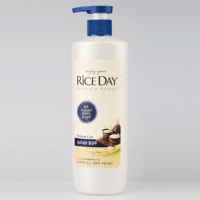 CJ Lion Шампунь Rice Day для нормальных волос увлажняющий, 550 мл