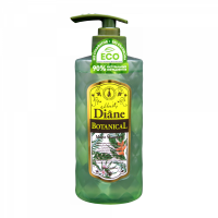 Moist Diane Botanical Moist Шампунь бессиликоновый бессульфатный Увлажнение 480 мл (А)