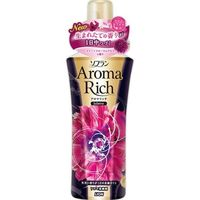"LION Aroma Rich Кондиционер для белья ""Juliette"" с ароматом ванили и жасмина, флакон 550 мл."