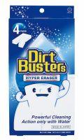 """KOKUBO Губка меламиновая """"Dirt busters"""" для сложных загрязнений, р-р 140*140*25мм, 2 шт (А)"""