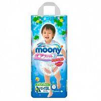 Подгузники-трусики Moony D.  для мальчиков, 12-22кг. (38 шт.)