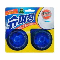 Sandokkaebi Super Chang Очищающая таблетка для унитаза, 40 г*2 шт. (А)