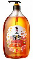 KENSAI Гель высокоэкономичный для мытья посуды и детских принадлежностей с ароматом грейпфрута, 900 м (А)