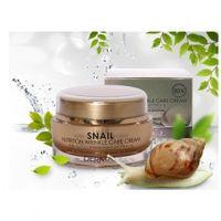 DERMAL   Snail-Nutrition wrinkle car cream.  Крем питательный от морщин со слизью улитки и целебными экстрактами,  50гр
