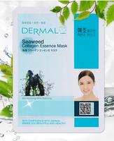 """DERMAL Косметическая маска с коллагеном и экстрактом морских водорослей """"Чистое море"""" 23гр."""