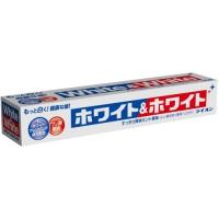 "LION "" White&White"" Зубная паста отбеливающая с кальцием и фтором,  туба 150 гр. (А)"